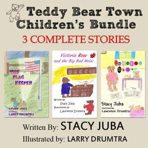Teddy Bear Town Children's Bundle