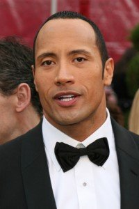 "Dwayne Johnson aka ""The Rock"" 80th Academy Awards ( Oscars) Kodak Theater Los Angeles, CA February 24, 2008 ©2008 Kathy Hutchins / Hutchins Photo"