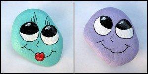 Girl and Boy HT Rocks
