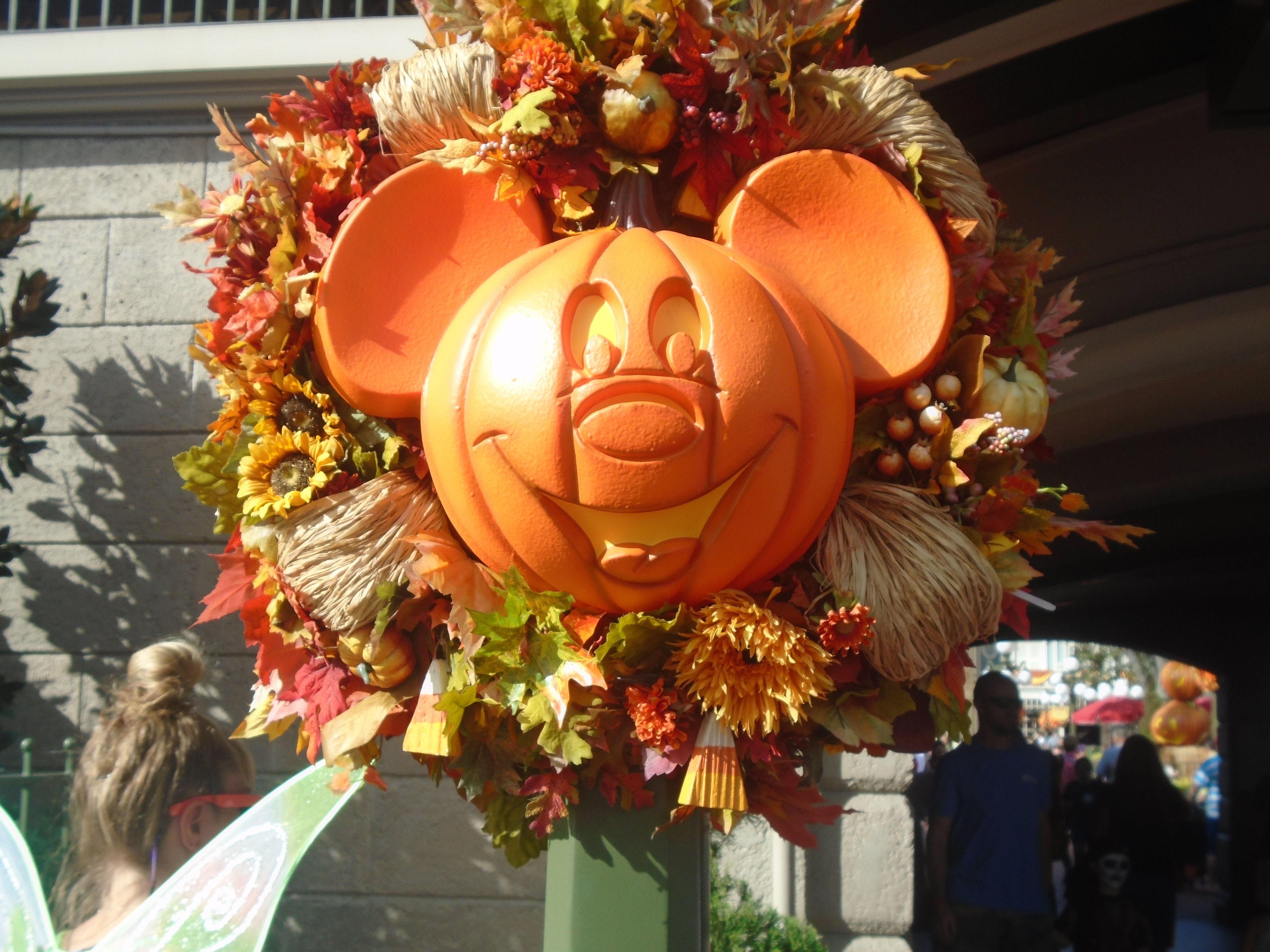 Mickey's Halloween Party Walt Disney World Review and Photos ...