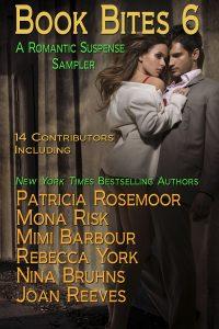 Romantic suspense ebook samples