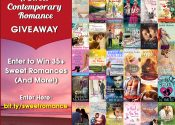 General Contest Graphic - Sweet Romance Giveaway - July 2016