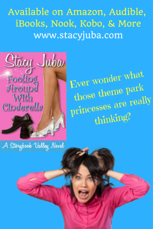 Fooling Around With Cinderella chick lit novel