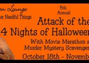 Win a $250 Prize Pack in 14 Nights of Halloween Event #Halloween #Giveaways