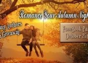 Win A Kindle and Gift Cards in Romance Your Autumn Night Event Oct. 21-Nov. 30 #Books #Reading