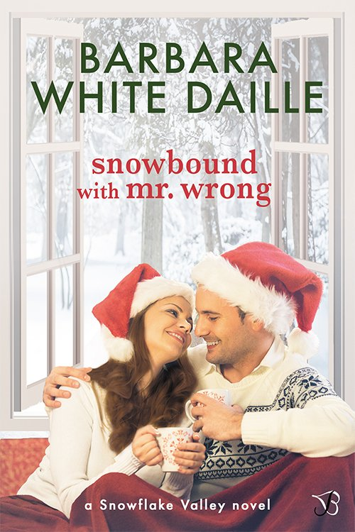 Christmas Romance Book Covers ~ Christmas romance novel snowbound with mr wrong by