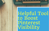 BoardBooster – a Helpful Tool to Improve Your #Pinterest Visibility