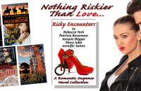 Get Heart of a Lawman by Patricia Rosemoor and 4 Other Novels in Risky Encounters #99cents #mgtab