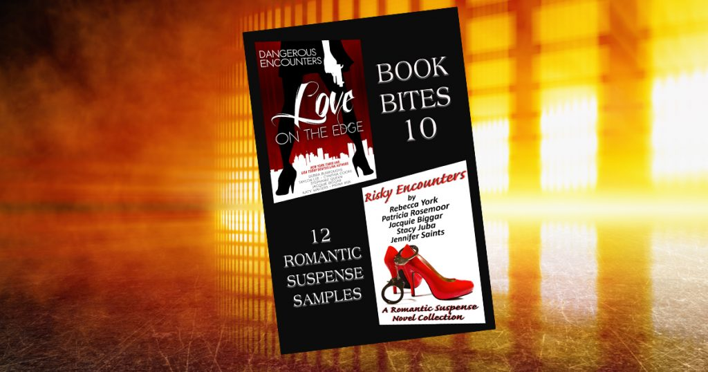 Book Bites 10 free romantic suspense sampler