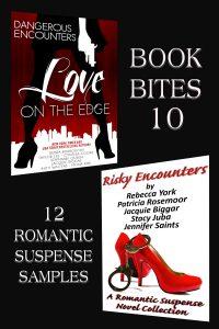 Book Bites 10 free romantic suspense sampler
