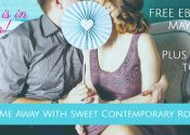 Get Your Free Sweet Contemporary Romance Books May 15-30 – Love is in the Air! #Romance #Books