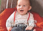 The Rancher's Baby Proposal, a Western Romance by Barbara White Daille @BarbaraWDaille