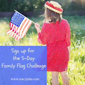 Free 5-Day Family Flag Challenge