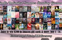 Check Out These Kindle Unlimited Books and Enter Big Giveaway