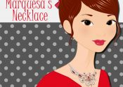The Marquesa's Necklace, a Cozy Mystery Novel by @PJMacLayne #MysteryExchange